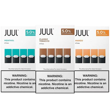 JUUL Pods by Pax Labs